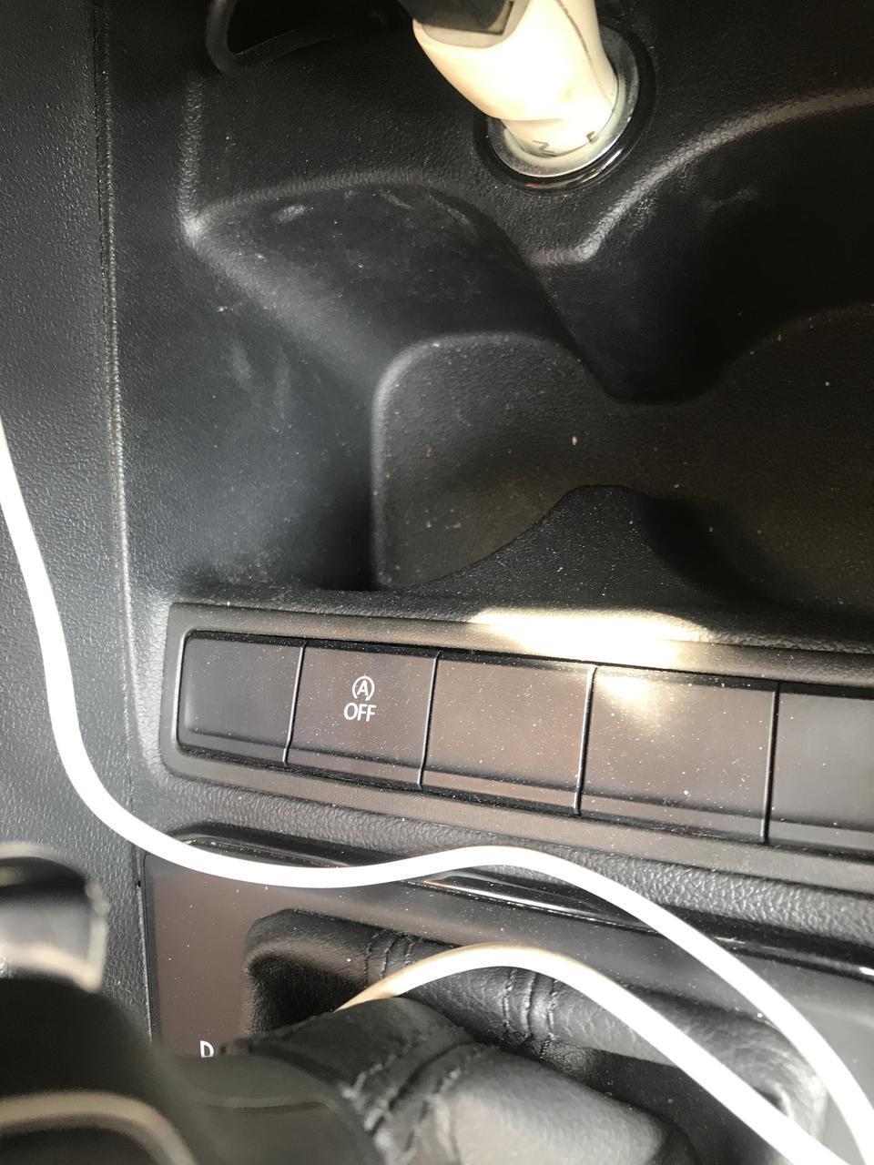 大众桑塔纳自动挡风尚版网上面写着有胎压监测现车里面怎么没有?