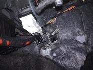 t-roc探歌-探歌新车驾驶员脚上面怎么是裸露的,而且有点乱?而副驾驶那里还有个板护着
