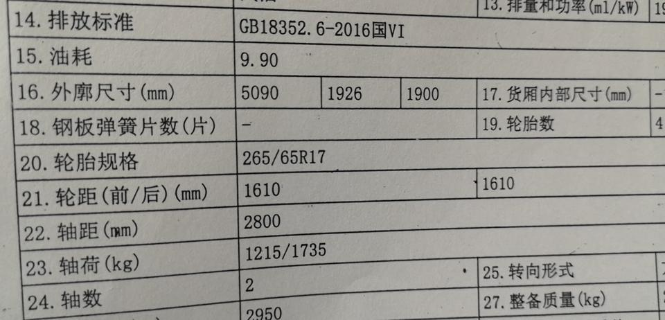 哈弗h9-我提的H97座豪华选装AT胎,为什么会变成R17,是不是亏大了,是不是以后只能用R17的轮胎,具体区别是什么?好迷茫,望大神们解答一下